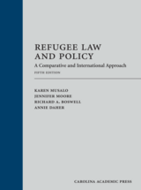 Refugee Law and Policy book jacket
