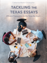 Tackling the Texas Essays book jacket