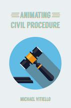 Animating Civil Procedure book jacket