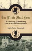 The Pirate Next Door book jacket