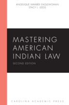 Mastering American Indian Law book jacket