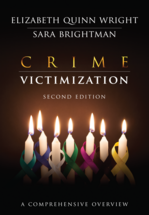Crime Victimization book jacket