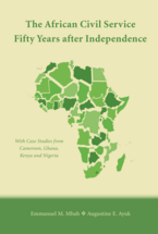 The African Civil Service Fifty Years after Independence book jacket