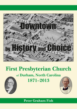 Downtown by History and Choice book jacket