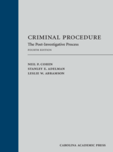 Criminal Procedure book jacket