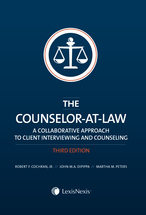The Counselor-at-Law book jacket