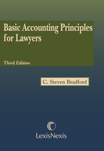 Basic Accounting Principles for Lawyers book jacket