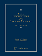 State Constitutional Law book jacket