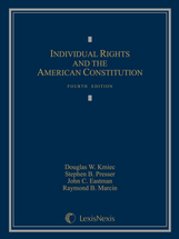 Individual Rights and the American Constitution book jacket
