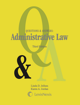 Questions & Answers: Administrative Law book jacket
