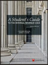 A Student's Guide to the Internal Revenue Code book jacket