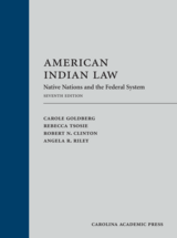 American Indian Law, Seventh Edition