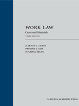 Work Law book jacket