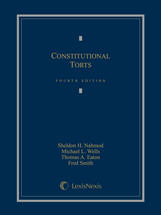 Constitutional Torts book jacket