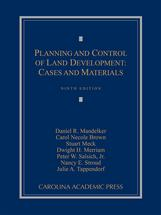 Planning and Control of Land Development book jacket