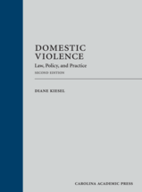 Domestic Violence book jacket