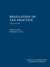 Regulation of Tax Practice book jacket