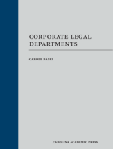 Corporate Legal Departments