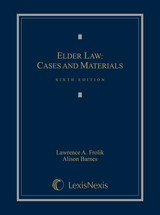 Elder Law book jacket