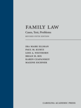 Family Law book jacket