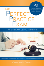 The Perfect Practice Exam book jacket