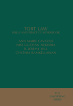 Tort Law book jacket