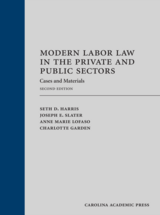 Modern Labor Law in the Private and Public Sectors book jacket