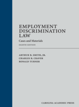 Employment Discrimination Law book jacket