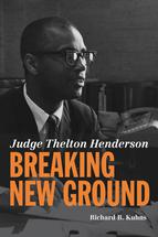 Judge Thelton Henderson book jacket