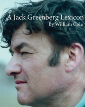 A Jack Greenberg Lexicon book jacket