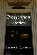 Prosecution Stories book jacket