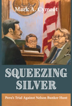 Squeezing Silver book jacket