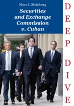 <em>Securities & Exchange Commission v. Mark Cuban</em> book jacket