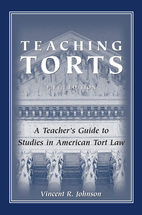 Teaching Torts book jacket