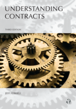 Understanding Contracts book jacket