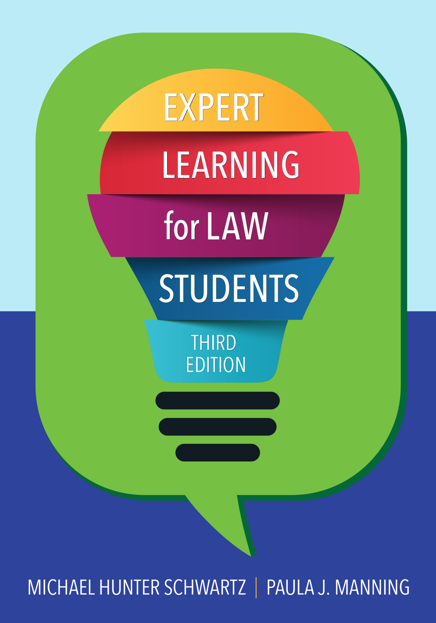 Expert learning for law students cover art