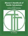 Weaver's Handbook of Textile Calculations