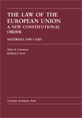 The Law of the European Union, Volume 1 jacket
