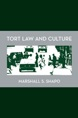 Tort Law and Culture jacket