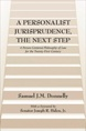 A Personalist Jurisprudence, The Next Step jacket