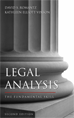 Legal Analysis, Second Edition