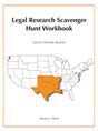 Legal Research Scavenger Hunt Workbook jacket