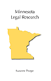 Minnesota Legal Research jacket
