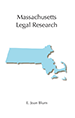 Massachusetts Legal Research jacket