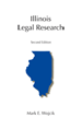 Illinois Legal Research jacket