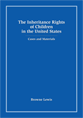 The Inheritance Rights of Children in the United States jacket
