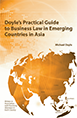 Doyle's Practical Guide to Business Law in Emerging Countries in Asia jacket