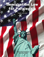 Immigration Law for Paralegals jacket