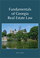 Fundamentals of Georgia Real Estate Law jacket