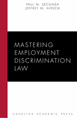 Mastering Employment Discrimination Law jacket